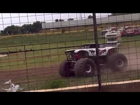 Part 2 - Our adventure at Lady Luck Speedway!!!