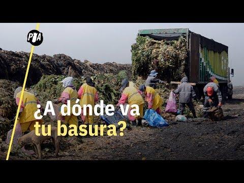 ¿A dónde va la basura de CDMX? | Basureros de Edomex ahora hacen composta