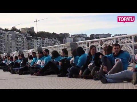 #DeserritikEtxera | 410 gazte kateatuta preso eta iheslarien eskubideen defentsan
