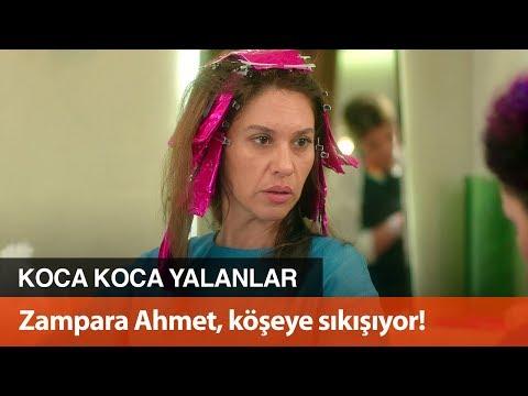 Zampara Ahmet, köşeye sıkışıyor! - Koca Koca Yalanlar 1. Bölüm