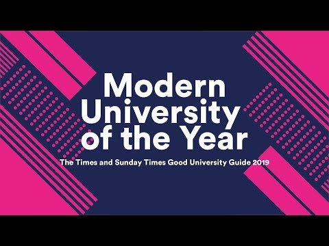 UCA - Modern University of the Year