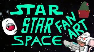 StarStarSpace – FanArt (2020)