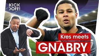 Serge Gnabry: Future Bayern Munich Star? | Gnabry Interview 2018