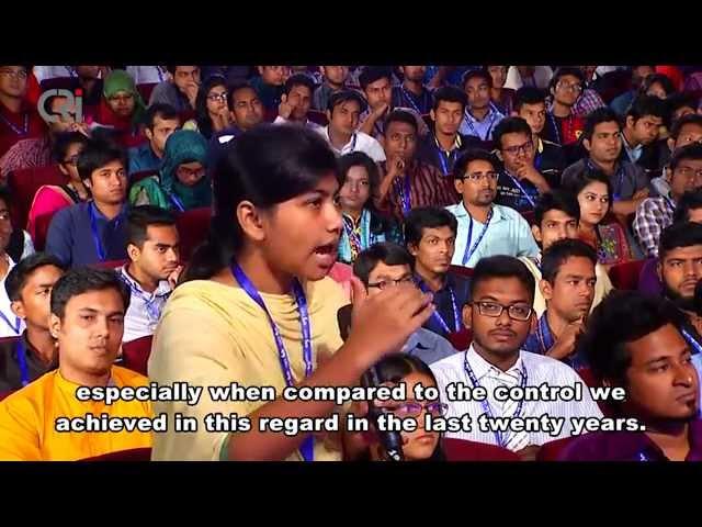 Let's Talk 15 :Sajeeb Wazed and Youths on SDGs