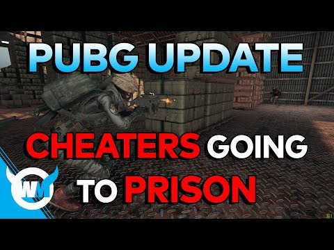 PUBG UPDATE: Chinese Hackers are going to PRISON - Battlegrounds Gameplay / News