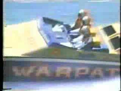 very OLD Apache offshore race vid