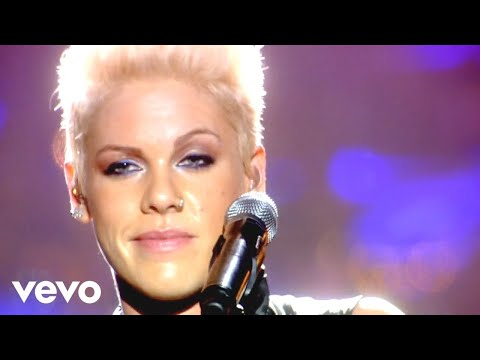 P!nk - Who Knew (from Live from Wembley Arena, London, England)