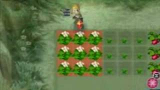 Rune Factory 3  Gameplay Trailer-Farming!