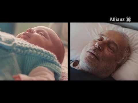 """Allianz Sigorta Duygusal Reklamı """"Yanlarında ol diye #AllianzSeninle """""""