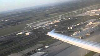 Departure from Munich Airport