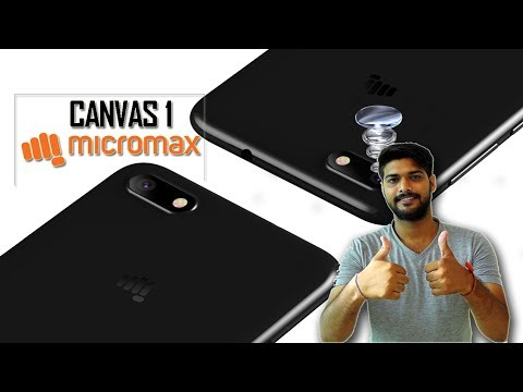 Micromax Canvas 1 Launched - Best Offline Budget Phone?