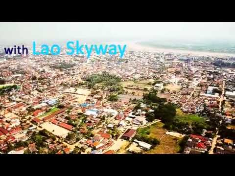 LAO SKYWAY VIENTIANE CITY HELICOPTER TOUR