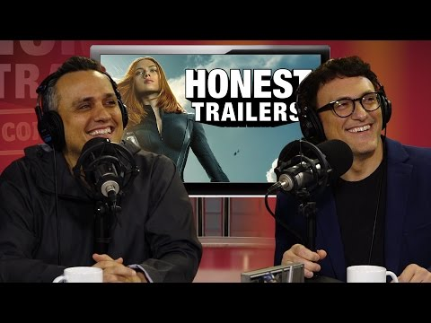 Russo Brothers' Honest Reaction to Winter Soldier Honest Trailer Mp3