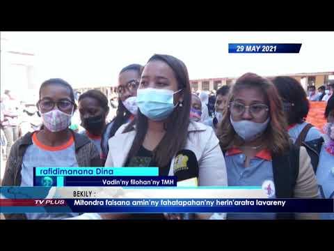 VAOVAO DU 29 MAI 2021 BY TV PLUS MADAGASCAR