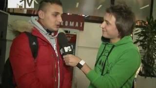 NewsБлок MTV: Кто пришел на кастинг ви-джеев MTV