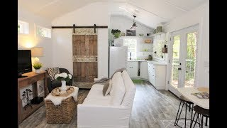Gorgeous Tiny House Doesn