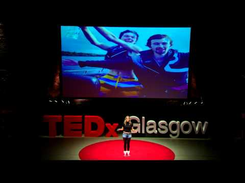 Employ and empower the homeless community | Alice Rebecca Thompson | TEDxGlasgow