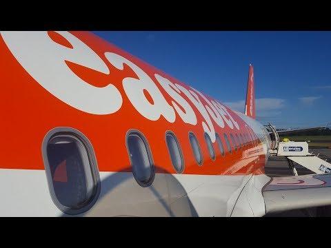 Trip Report | EasyJet (ECONOMY) | Edinburgh - Bristol | Airbus A319 (G-EZGC)
