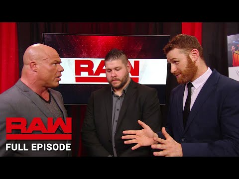 WWE Raw Full Episode after WrestleMania, 9 April 2018