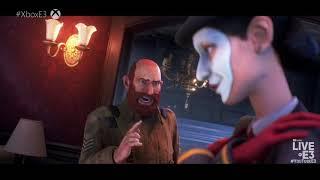 We Happy Few Trailer - Microsoft Xbox Press Conference E3 2018