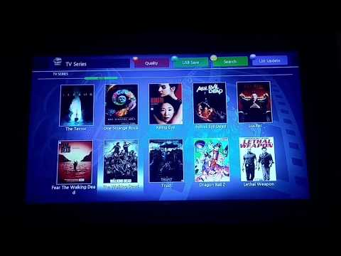 CINEBOX IPTV ON DEMAND