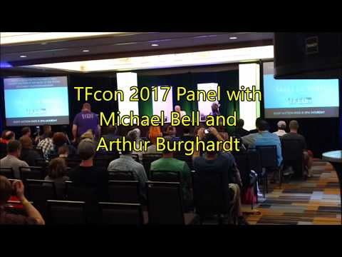 TFcon 2017 G1 Voice Panel with Michael Bell and Arthur Burghardt