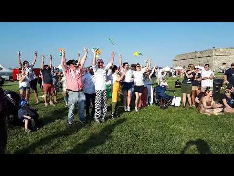 World Chowder Champions - The Winning Moment!!