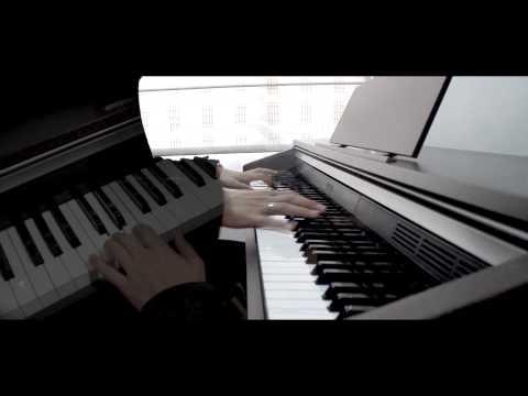 Pirates of The Caribbean - Davy Jones's Theme (Piano Cover)
