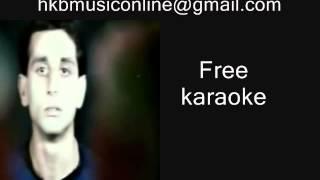 Meri Wafa Mere Waday ( Pakistani Beqarar ) Free karaoke with lyrics by Hawwa