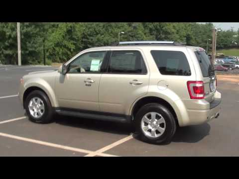 FOR SALE NEW 2011 FORD ESCAPE LIMITED!!!! STK# 11895