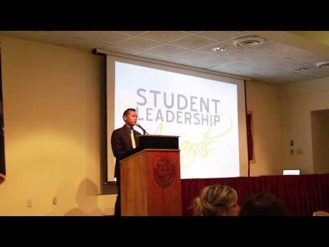 St.Thomas Aquinas College Student Leadership Awards 2016