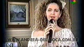 "Video ANDREA DEL BOCA cantando ""Te amo"" download MP3, 3GP, MP4, WEBM, AVI, FLV Juli 2018"