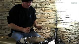 "Zildjian 14"" A Custom Hi Hat"