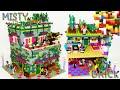 Lego Friends Mia's Garden House by Misty Brick.