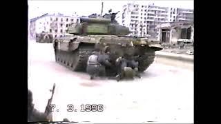 Чеченская война. Видео 1