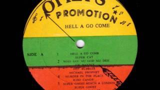 Super Cat - Hell A Go Come + Version