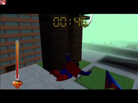 Superman (1999) Ps1