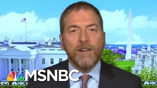 Chuck Todd Breaks Down What New Polling Means For Trump's Re-Election Bid | Andrea Mitchell | MSNBC