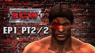extreme caw wrestling ecw ep1 pt2 2