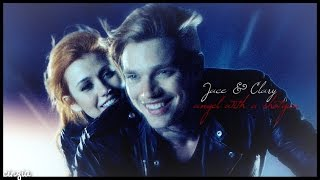Jace & Clary | Angel with a shotgun
