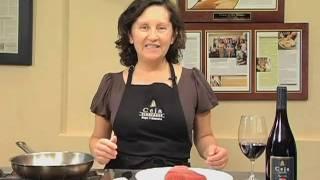 Seared Ahi Tuna And Avocado Tartare By Amelia Ceja