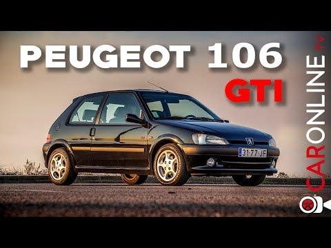 PEUGEOT 106 GTi com 0% TUNING mas 100% EMOÇÃO! [Review Portugal]