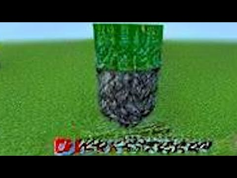 Minecraft - 10 Even More Glitchy Minecraft Secret Blocks (Outdated)