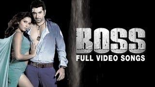 BOSS Full Video Songs Starring Jeet & Subhasree Ganguly | Music: Jeet Ganguly