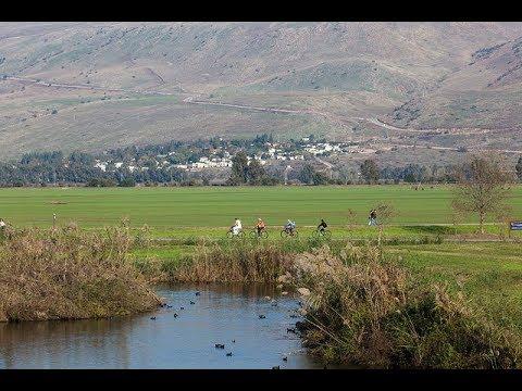 Rosh Pina- La Destination Touristique Pastorale Secrète De La Galilée
