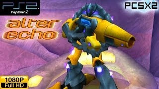 Alter Echo - PS2 Gameplay 1080p (PCSX2)