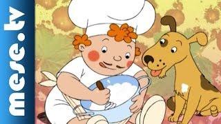 Gryllus Vilmos: Maszkabál - Szakács (gyerekdal, mese, rajzfilm gyerekeknek) | MESE TV