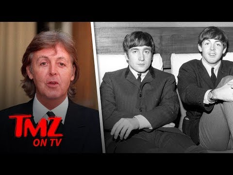Beatles' Paul McCartney Reminisces About Masturbating with John Lennon | TMZ TV from YouTube · Duration:  1 minutes 22 seconds
