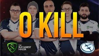 Team Liquid 0 KILL vs EG? - PGL Bucharest Major 2018   Dota 2