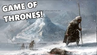 Game Of Thrones - Mount & Blade A World Of Ice And Fire! - House Evo!